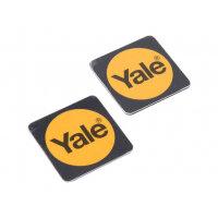Yale Phone Tag - RFID tag - black (pack of 2)