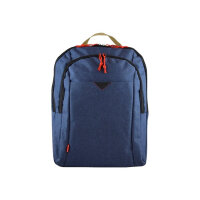 "Tech air Series 1 1713 - Notebook carrying backpack - 15.6"" - textured blue"