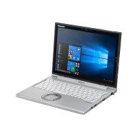 "Panasonic Toughbook CF-XZ6 - Tablet - with keyboard dock - Core i5 7300U / 2.6 GHz - Win 10 Pro - 8 GB RAM - 256 GB SSD - 12"" touchscreen 2160 x 1440 (Full HD Plus) - HD Graphics 620 - Wi-Fi, Bluetooth"