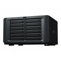 Synology FlashStation FS1018 - NAS server - 12 bays - RAID 0, 1, 5, 6, 10, JBOD, RAID F1 - RAM 8 GB - Gigabit Ethernet - iSCSI