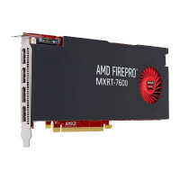 Barco MXRT-7600 - Graphics card - 8 GB GDDR5 - PCIe 3.0 x16 - 4 x DisplayPort