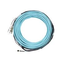 Mellanox Hybrid - InfiniBand cable - LC multi-mode (M) to MPO multi-mode (M) - 5 m - fibre optic