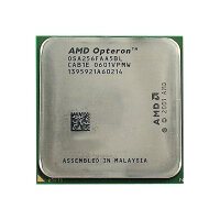 AMD Second-Generation Opteron 6212 - 2.6 GHz - 8-core - 16 MB cache - Socket G34 - for ProLiant DL385p Gen8