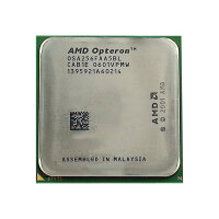 AMD Third-Generation Opteron 6376 - 2.3 GHz - 16-core - 16 MB cache - for ProLiant DL385p Gen8