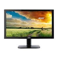 "Acer KA240HQ - LED monitor - 23.6"" - 1920 x 1080 Full HD (1080p) - TN - 300 cd/m² - 1 ms - HDMI, DVI, VGA - black"