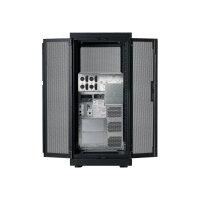"""APC NetShelter SX - Rack - black - 24U - 19"""" - for P/N: SURT15KRMXLT-1TF10K, SURT15KRMXLT-TF5, SURT20KRMXLT-1TF10K, SURT20KRMXLT-TF5"""