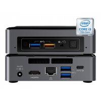 Vision VMP-7I3BNK - Digital signage player - Intel Core i3 - RAM 4 GB - SSD - 128 GB - Windows 10 Pro 64-bit Edition