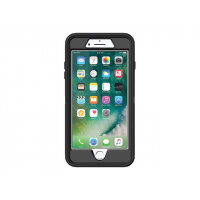 OtterBox Defender Series - Protective case for mobile phone - rugged - polycarbonate, synthetic rubber - black - for Apple iPhone 7 Plus, 8 Plus