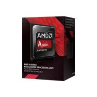 AMD A8 7650K - 3.3 GHz - 4 cores - 4 threads - 4 MB cache - Socket FM2+ - Box