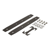 Vogel's Universal Series PFA 9131 - Mounting component (pole coupler) for video wall - black - for Connect-It PUC 2920, PUC 2927, PUC 2933