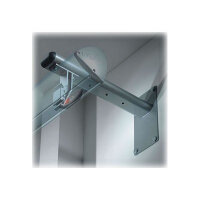 Metroplan Eyeline - Mounting kit (extension brackets) for projection screen - white - wall-mountable