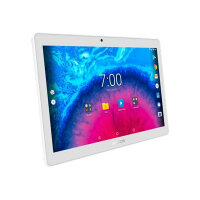 "Archos Core 101 4G - V3 - tablet - Android 7.0 (Nougat) - 16 GB - 10.1"" IPS (1280 x 800) - USB host - microSD slot - 4G - LTE"
