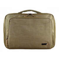 "Tech air Classic - Notebook carrying case - 14"" - 15.6"" - beige"