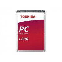"""Toshiba L200 - Hard drive - 2 TB - internal - 2.5"""" - SATA 6Gb/s - 5400 rpm - buffer: 128 MB"""