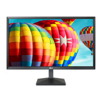 "LG 24MK430H - LED monitor - 24"" (23.8"" viewable) - 1920 x 1080 Full HD (1080p) - IPS - 250 cd/m² - 1000:1 - 5 ms - HDMI, VGA - matte black"