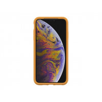 OtterBox Symmetry Series Apple iPhone XS Max - Back cover for mobile phone - polycarbonate, synthetic rubber - aspen gleam - for Apple iPhone XS Max
