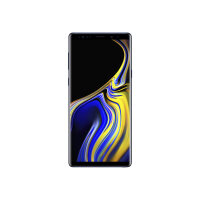"Samsung Galaxy Note9 - Smartphone - 4G LTE - 512 GB - microSDHC slot, - microSDXC slot - TD-SCDMA / UMTS / GSM - 6.4"" - 2960 x 1440 pixels (516 ppi) - Super AMOLED - RAM 8 GB (8 MP front camera) - 2x rear cameras - Android - Ocean blue"