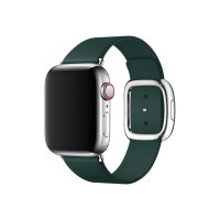 Apple 40mm Modern Buckle - Watch strap - Large - forest green - for Watch (38 mm, 40 mm)