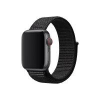 Apple 40mm Sport Loop - Watch strap - Regular - black - for Watch (38 mm, 40 mm)