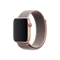 Apple 44mm Sport Loop - Watch strap - Regular (fits wrists 145 -220 mm) - pink sand - for Watch (42 mm, 44 mm)
