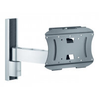 "Vogel's PFW 3230 - Mounting kit (articulating arm) for LCD display - silver - screen size: 23""-32"" - wall-mountable"