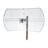 TP-Link TL-ANT2424B - Antenna - Wi-Fi - 24 dBi - directional - outdoor, wall-mountable, pole mount