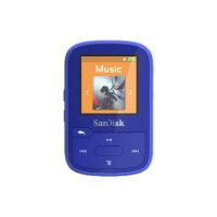 SanDisk Clip Sport Plus - Digital player - 16 GB - blue