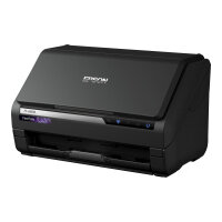 Epson FastFoto FF-680W - Document scanner - Duplex - A4 - 600 dpi x 600 dpi - up to 45 ppm (mono) / up to 45 ppm (colour) - ADF (100 sheets) - USB 3.0, Wi-Fi(n)