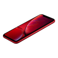 """Apple iPhone XR - (PRODUCT) RED Special Edition - smartphone - dual-SIM - 4G LTE Advanced - 64 GB - GSM - 6.1"""" - 1792 x 828 pixels (326 ppi) - Liquid Retina HD display - 12 MP (7 MP front camera) - matte red"""