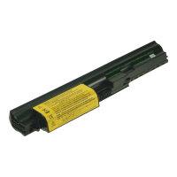 2-Power - Laptop battery - 1 x Lithium Ion 3-cell 2300 mAh - black - for Lenovo ThinkPad Z60t; Z61t