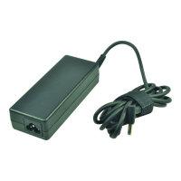 2-Power - Power adapter - AC 110-240 V - 90 Watt - for HP 14, 15; Envy 15; Pavilion 14, 15, 17; Pavilion TouchSmart 15; TouchSmart 15