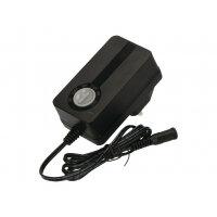 2-Power - Power adapter - AC 230 V - black
