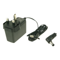 2-Power - Power adapter - AC 230 V - United Kingdom - for Duracell DR5500