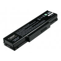 2-Power Main Battery Pack - Laptop battery - 1 x Lithium Ion 6-cell 4800 mAh - for ASUS A9Rp; F2F; F2Hf; F2Je; F3E; F3H; F3Jp; F3Jr; F3Jv; F3M; F3Sc; F3Se; F3Sv; F3T; F3TC