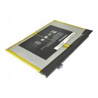 2-Power Main Battery Pack - Laptop battery - 1 x lithium polymer 7340 mAh - black