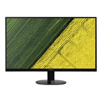 "Acer SA240Y - LED monitor - 23.8"" - 1920 x 1080 Full HD (1080p) - IPS - 250 cd/m² - 4 ms - HDMI, VGA - black"