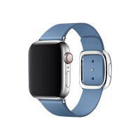 Apple 40mm Modern Buckle - Watch strap - Large - cornflower - for Watch (38 mm, 40 mm)