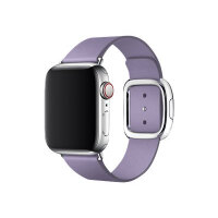 Apple 40mm Modern Buckle - Watch strap - Large - lilac - demo - for Watch (38 mm, 40 mm)