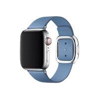 Apple 40mm Modern Buckle - Watch strap - Small - cornflower - for Watch (38 mm, 40 mm)