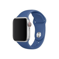Apple 40mm Sport Band - Watch strap - 130-200 mm - delft blue - for Watch (38 mm, 40 mm)