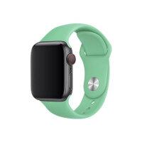 Apple 40mm Sport Band - Watch strap - 130-200 mm - spearmint - demo - for Watch (38 mm, 40 mm)