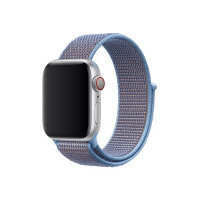 Apple 40mm Sport Loop - Watch strap - Regular - cerulean - for Watch (38 mm, 40 mm)