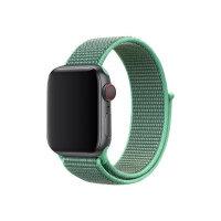 Apple 40mm Sport Loop - Watch strap - Regular - spearmint - demo - for Watch (38 mm, 40 mm)