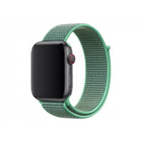 Apple 44mm Sport Loop - Watch strap - Regular (fits wrists 145 -220 mm) - spearmint - demo - for Watch (42 mm, 44 mm)