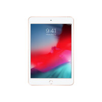 "Apple iPad mini 5 Wi-Fi + Cellular - Tablet - 256 GB - 7.9"" IPS (2048 x 1536) - 4G - LTE - gold"