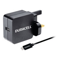 Duracell - Power adapter (USB) - on cable: USB-C