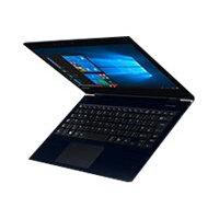 "Dynabook Toshiba Portégé X20W-E-13J - Flip design - Core i5 8250U / 1.6 GHz - Win 10 Pro 64-bit - 8 GB RAM - 256 GB SSD - 12.5"" touchscreen 1920 x 1080 (Full HD) - UHD Graphics 620 - Wi-Fi, Bluetooth - tile matte black (keyboard), onyx"