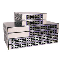 Extreme Networks ExtremeSwitching 210 Series 210-48p-GE4 - Switch - L3 - Managed - 48 x 10/100/1000 (PoE+) + 4 x Gigabit SFP - desktop, rack-mountable - PoE+ (370 W)