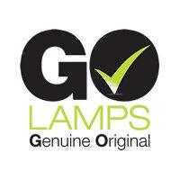 GO Lamps - Projector lamp (equivalent to: 610-346-9607, POA-LMP136) - NSH - 330 Watt - 2000 hour(s) - for Sanyo PLC-PLC-WM5500, WM5500L, XM150, XM150L, ZM5000L
