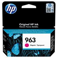 HP 963 - 10.77 ml - magenta - original - ink cartridge - for Officejet Pro 9010, 9012, 9013, 9014, 9015, 9016, 9019/Premier, 9020, 9022, 9023, 9025